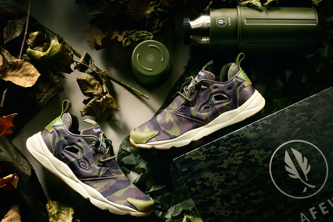 64d1c0c44b0 afew x Reebok Furylite GM  Canopy Camo Pack  - Info and Release