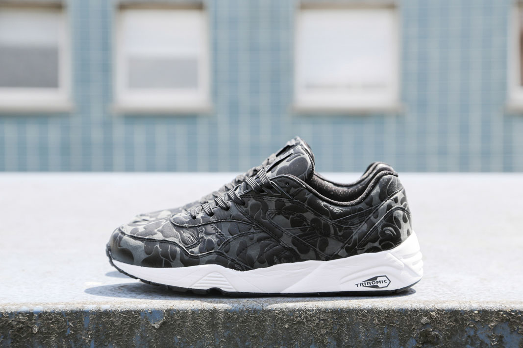 The BAPE x PUMA AW 2015 collection drops on saturday acf759b48
