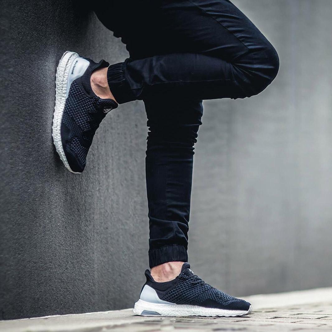 Adidas Ultra Boost Uncaged On Feet