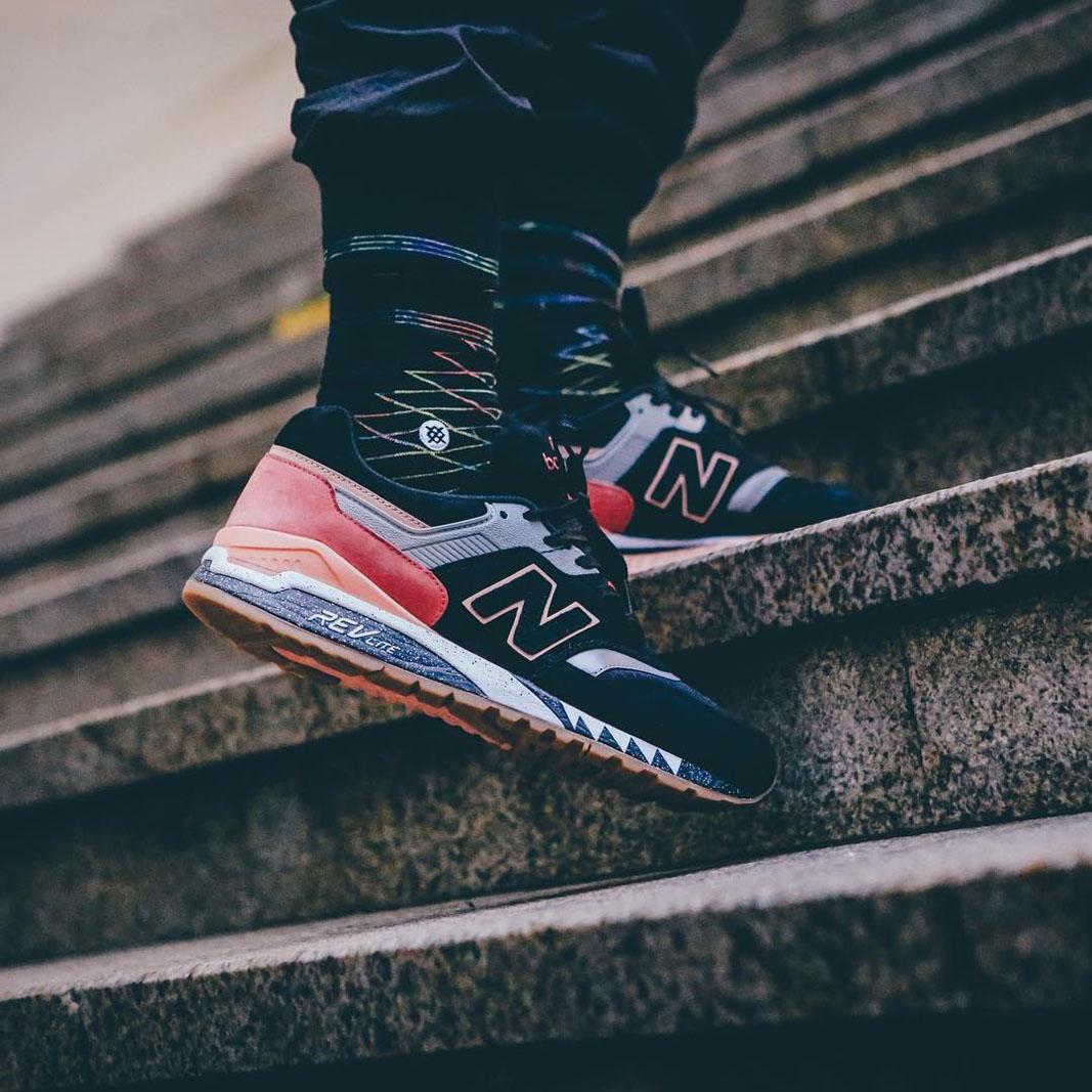 new balance sneaker freaker tassie tiger