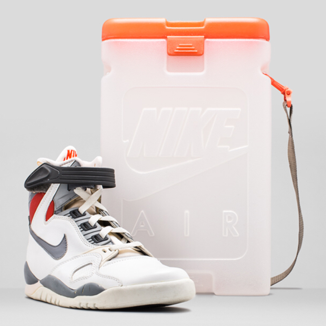 Nike Air Pressure Retro - release