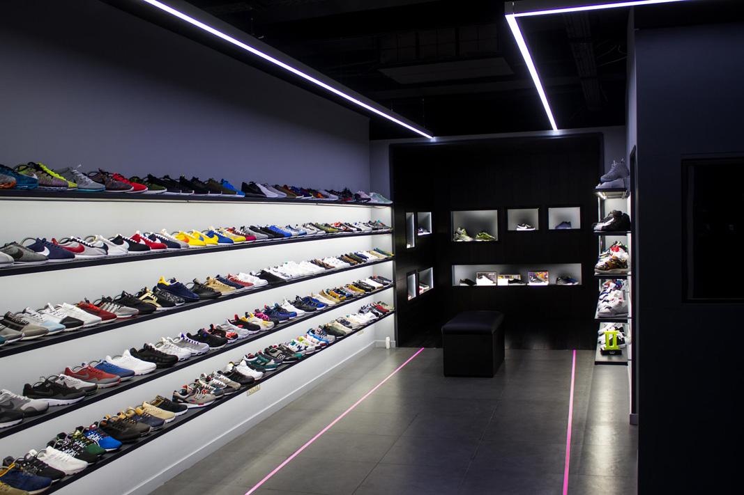 Top 10 des boutiques de Baskets et Sneakers à Marseille