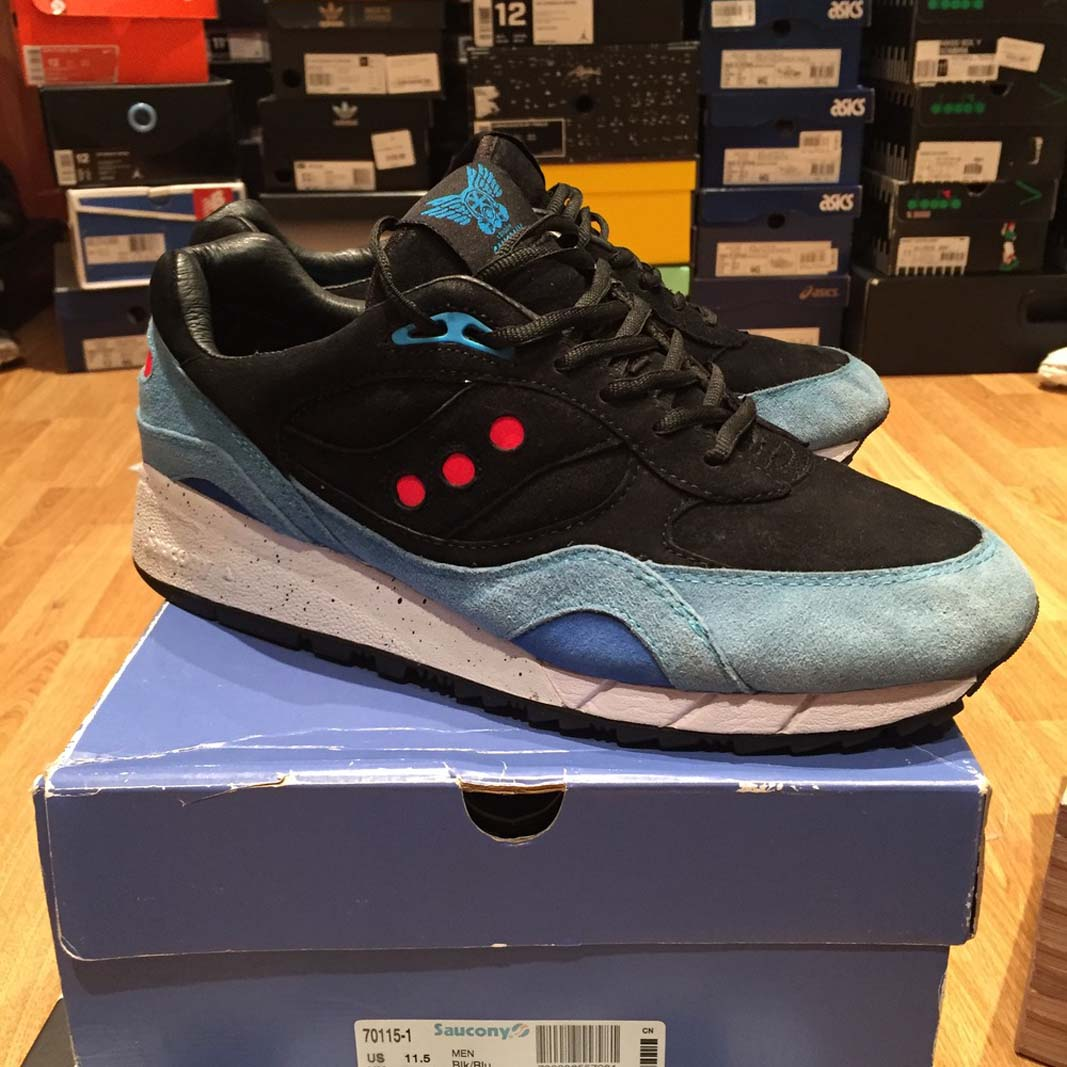 Saucony Collaborations 2016