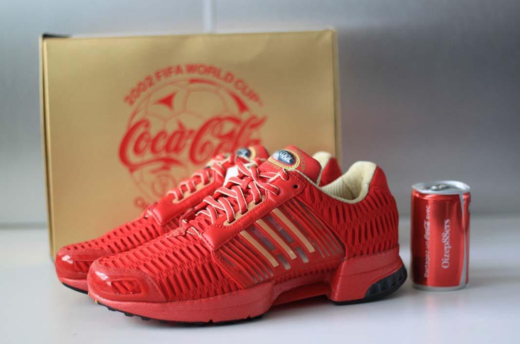 Adidas Climacool Coca Cola