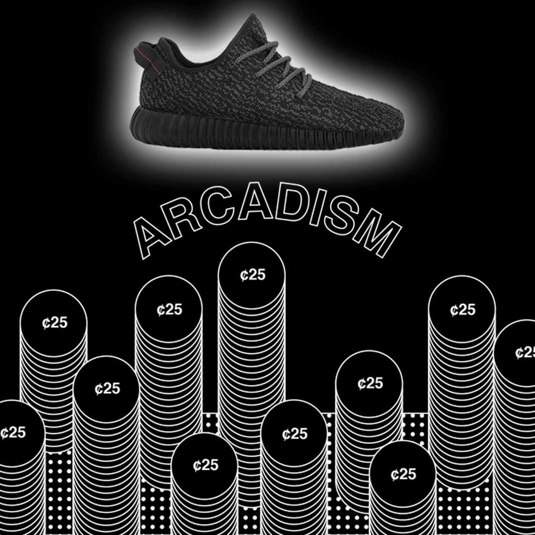adidas YEEZY BOOST 350 (black) - raffle