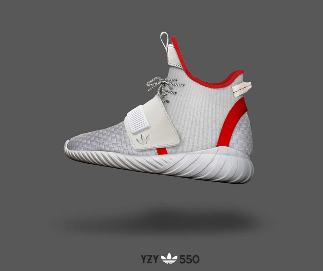 Adidas Yeezy 550