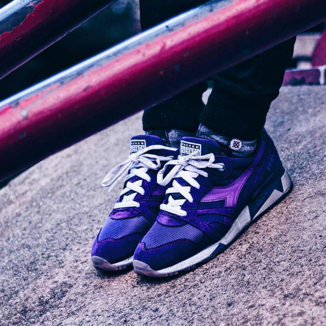 Diadora collabs - best sneaker shots