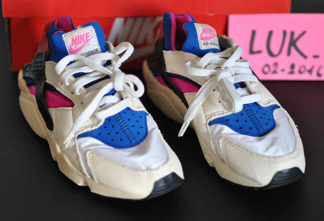 Nike Air Huarache OG from 1991 on KLEKT