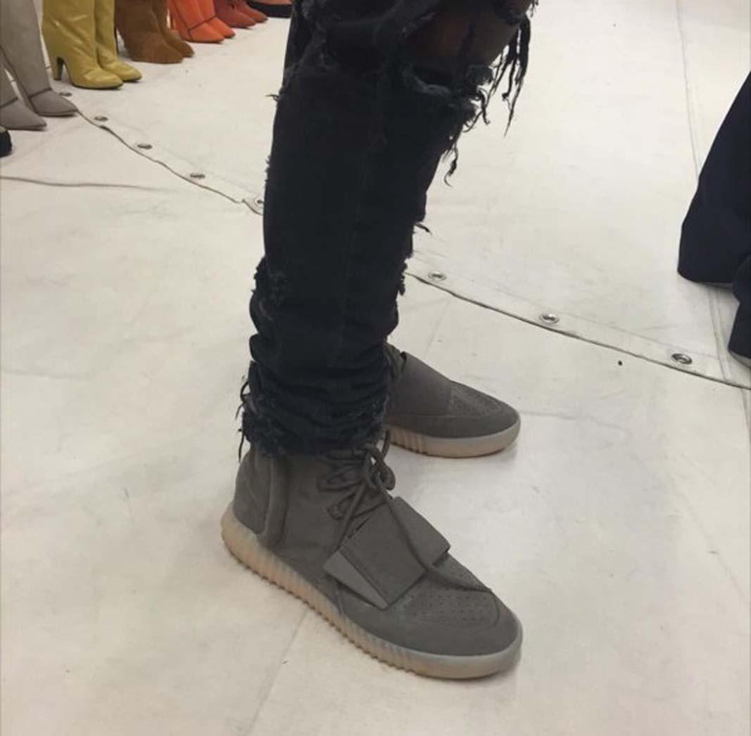 789d4d92d adidas YEEZY BOOST 750 Peyote. adidas YEEZY 1050 BOOTS - Charcoal. YEEZY  Season 3 - new shoes ...