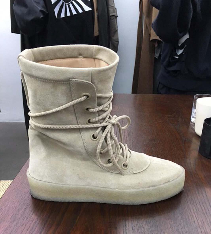 633731915 YEEZY Season 3 - new shoes and sneakers. Yeezy Season 2 Boots - moonrock
