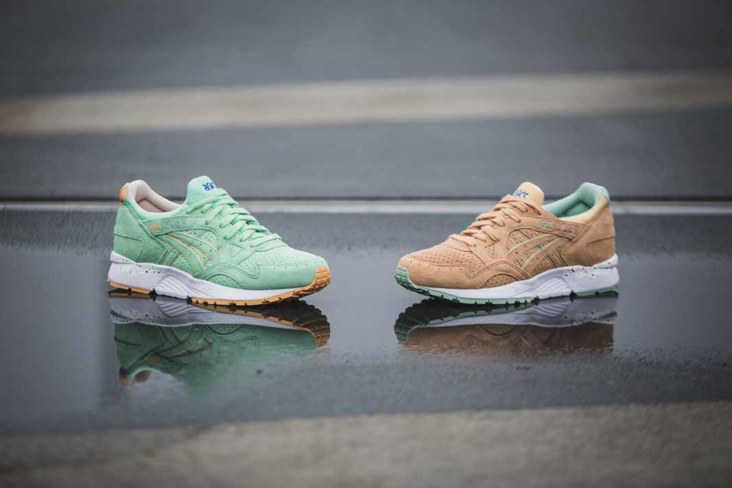 asics gel lyte 5 april showers