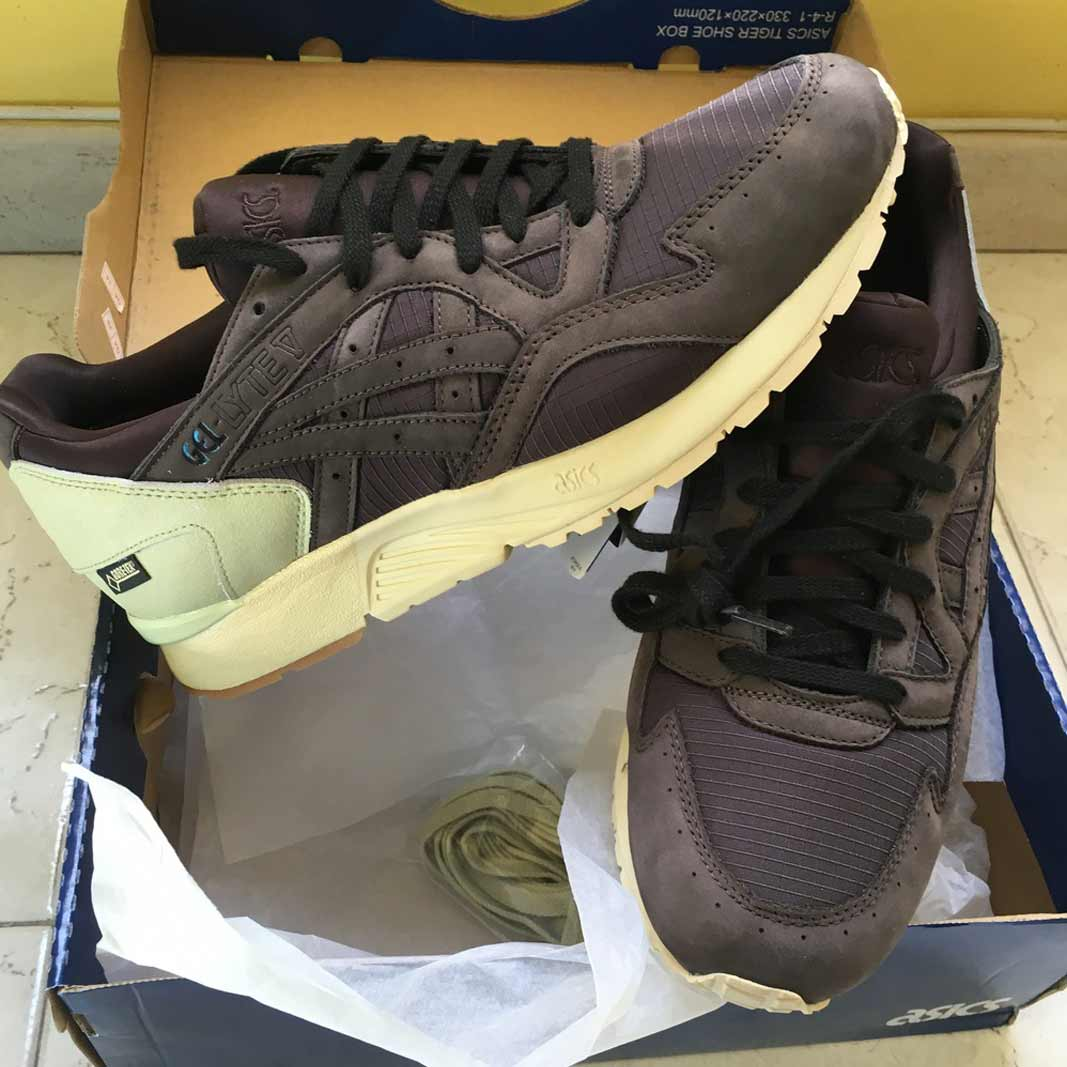 best sneakers 5d18a dfa0d Saint Alfred x ASICS GEL-LYTE V After Dark on KLEKT .