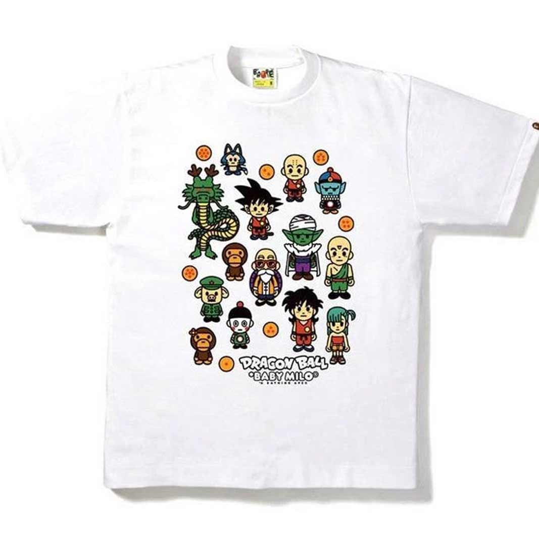 6628e807 BAPE A BATHING APE x Dragon Ball – 30th Anniversary Collection