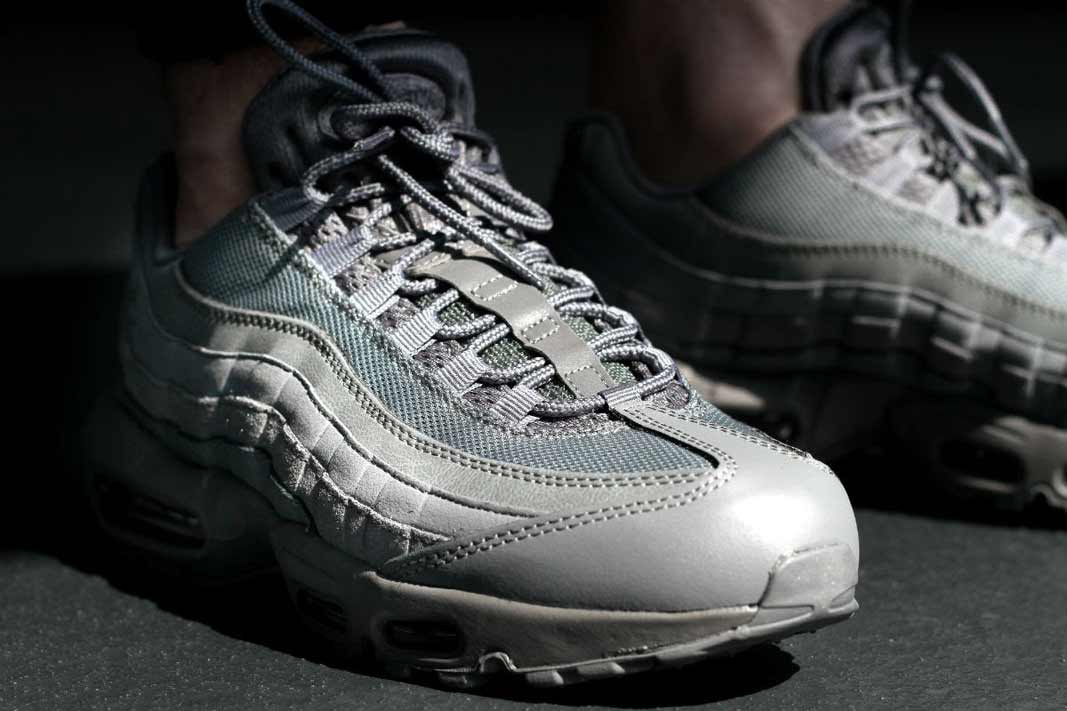 the best attitude 6ad44 f5086 Nike Air Max 95 Essential 'Cool Grey' - Where To Buy