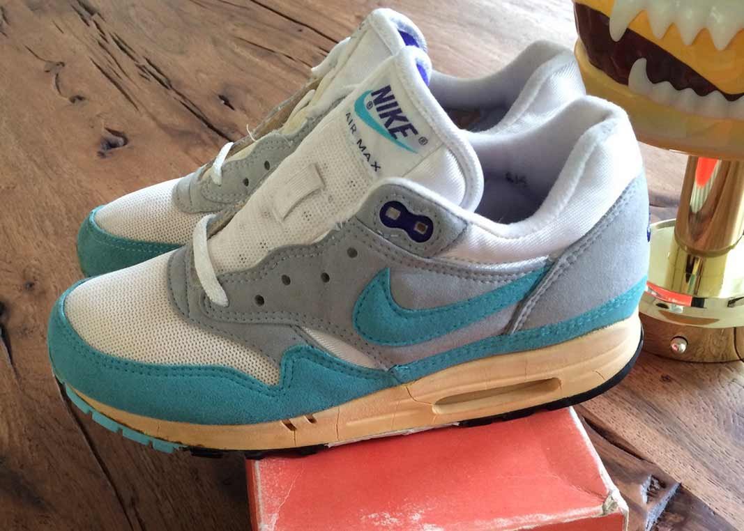online store 37843 9b261 Nike Air Max 1 OG WMNS (1988)
