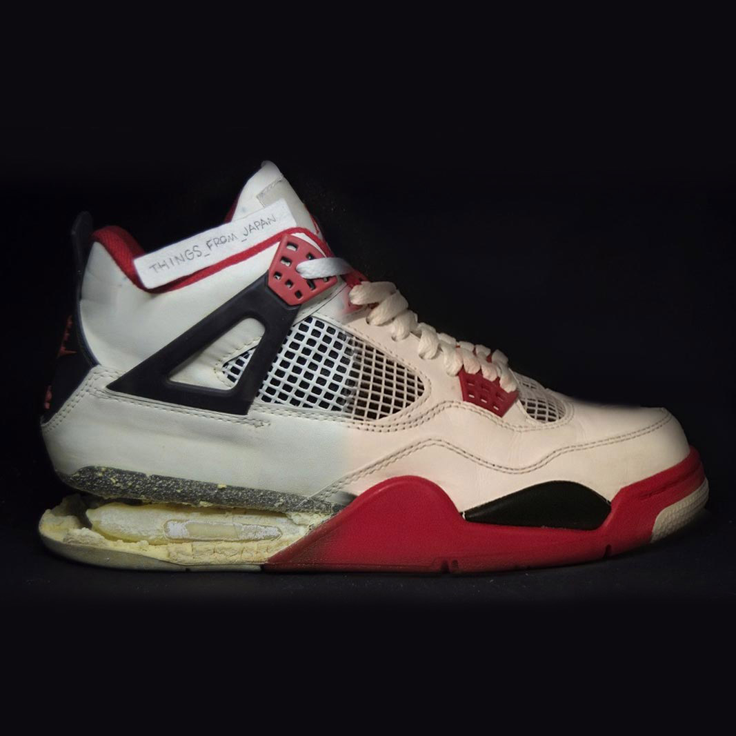 sale retailer c2159 986cb Nike Jordan OG Vs Retro   an in-depth comparison