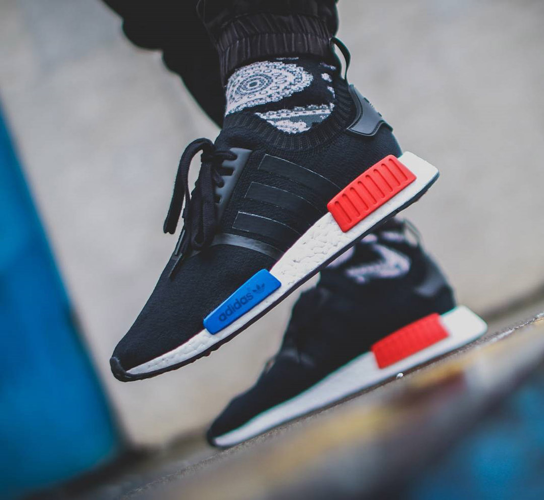 adidas NMD Runner Primeknit on KLEKT