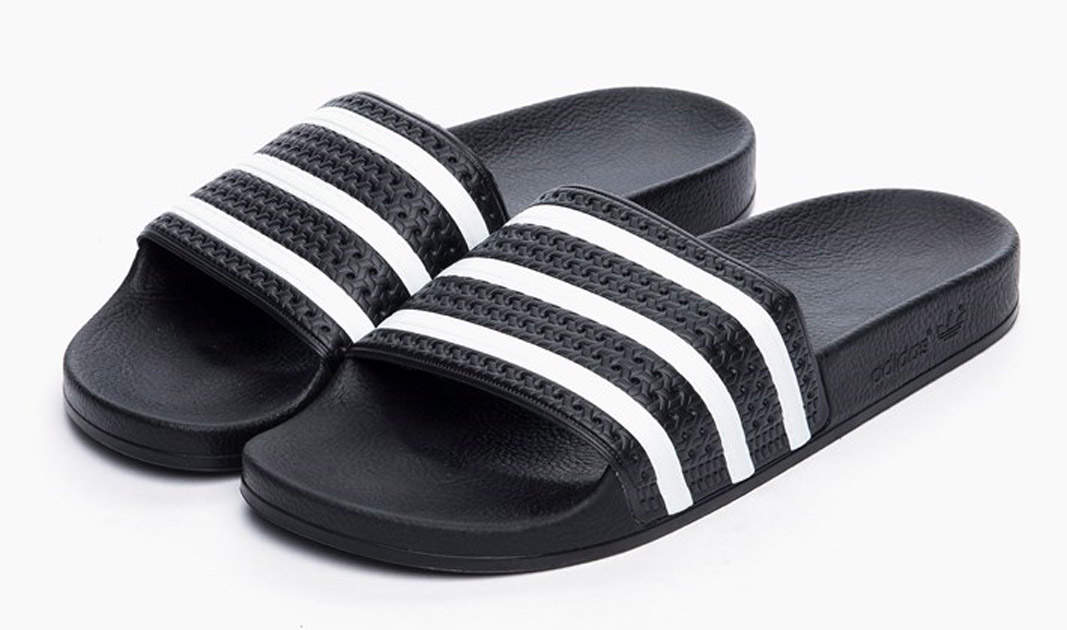 adilette Sandal Slider on KLEKT