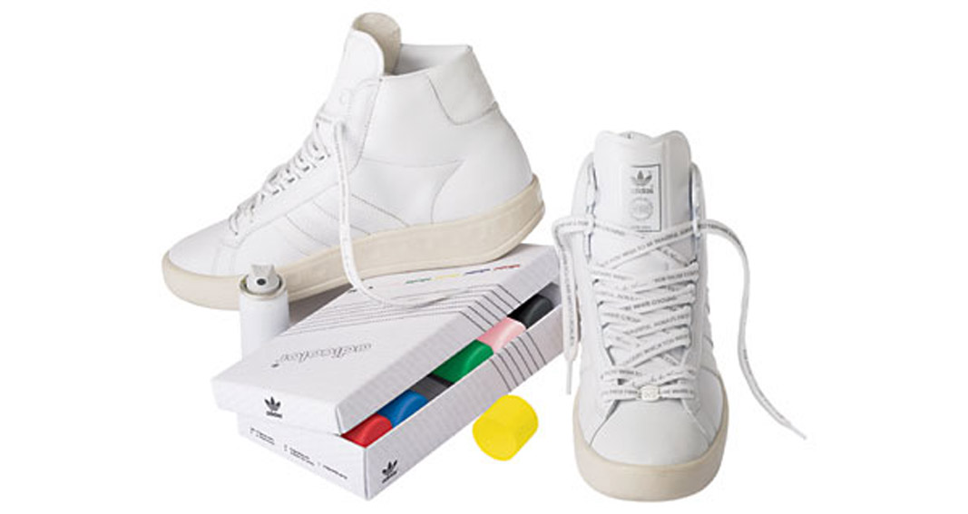 adidas adicolor H from 1985
