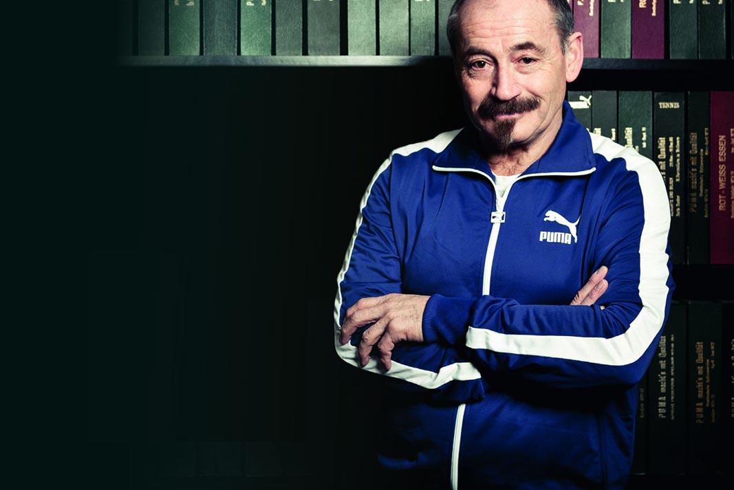 Helmut Fischer - Mr. PUMA