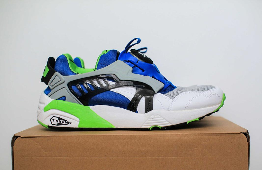6ee3a31da6a PUMA Disc Blaze (1993 OG) on KLEKT