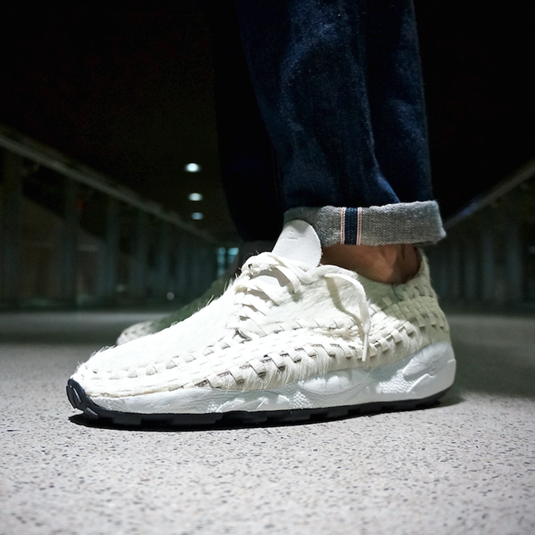 Nike Woven Footscape x Hideout