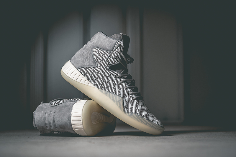 timeless design 8c5da d5771 For the first time adidas Originals brings the Primeknit treatment on the  upper of the Tubular Instinct, which features a brand new knitted graphic  take on ...