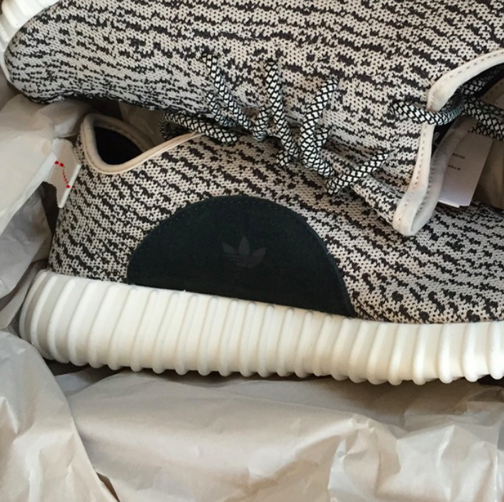 e649adf866f5d Klekt shows you how To Spot A Yeezy 350  Turtle Dove  Fake