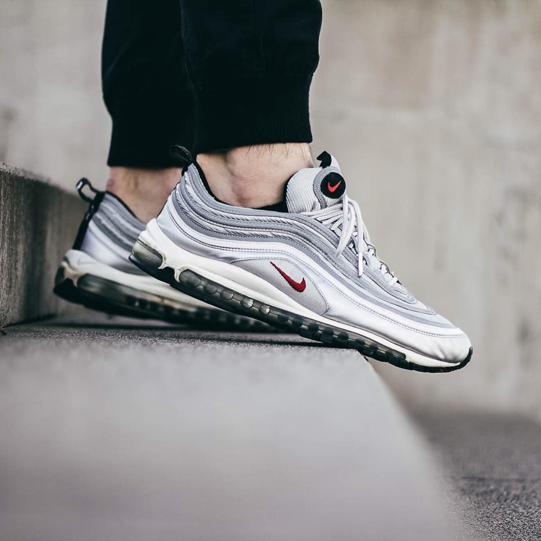 Silver Bullet Cheap Nike Air Max 97 Releasing Once Again