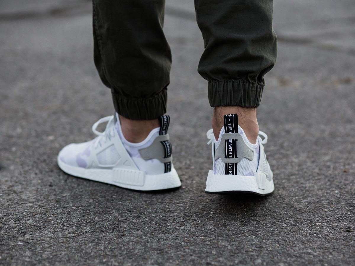 Adidas NMD XR1 Duck Camo Core black/Core TheSneakersBox