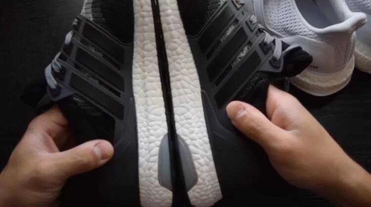 ultra boost fake vs real