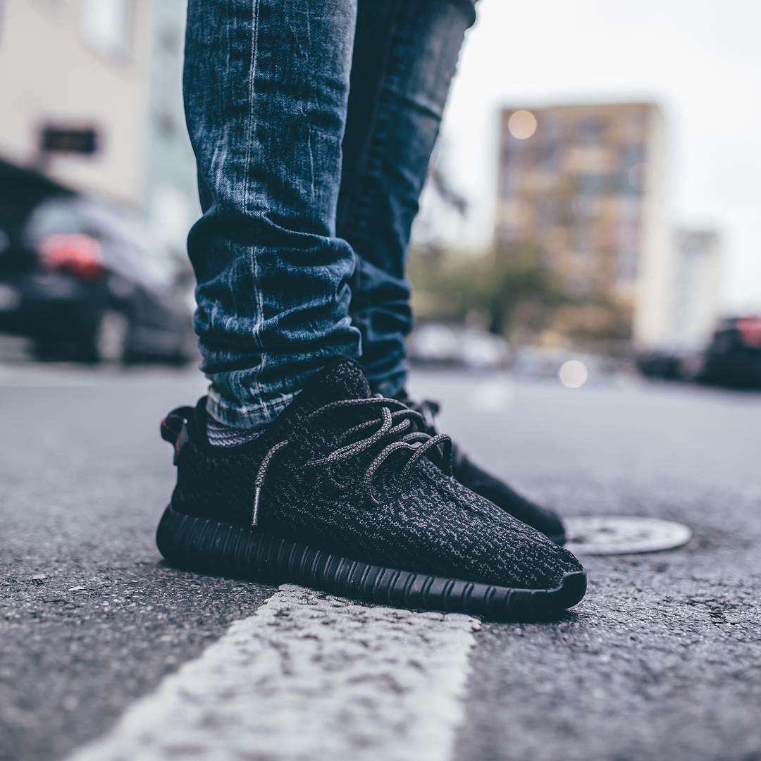 yeezy boost 350 black pirate adidas kanye yeezy boost