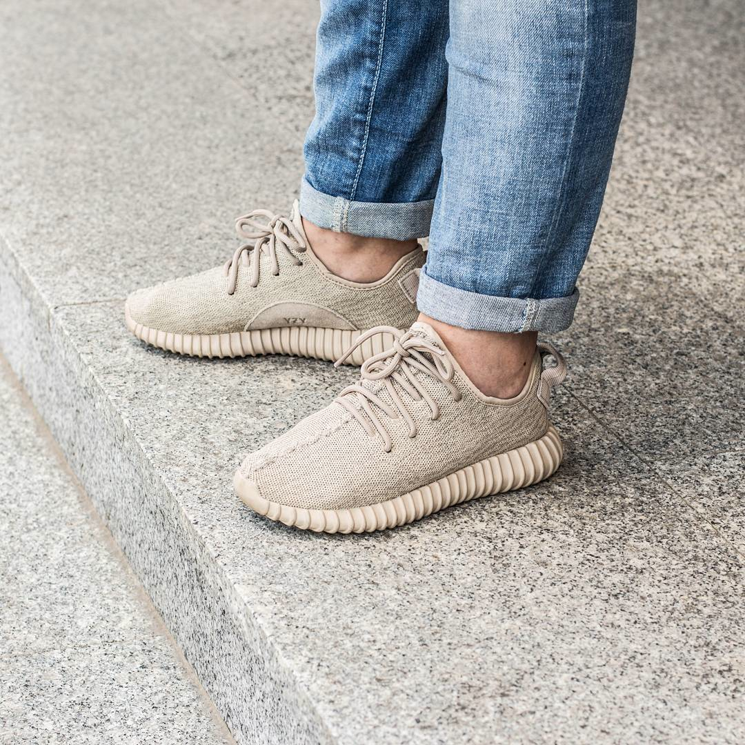 Adidas Originals Yeezy Boost 350 Oxford Tan Kanye West