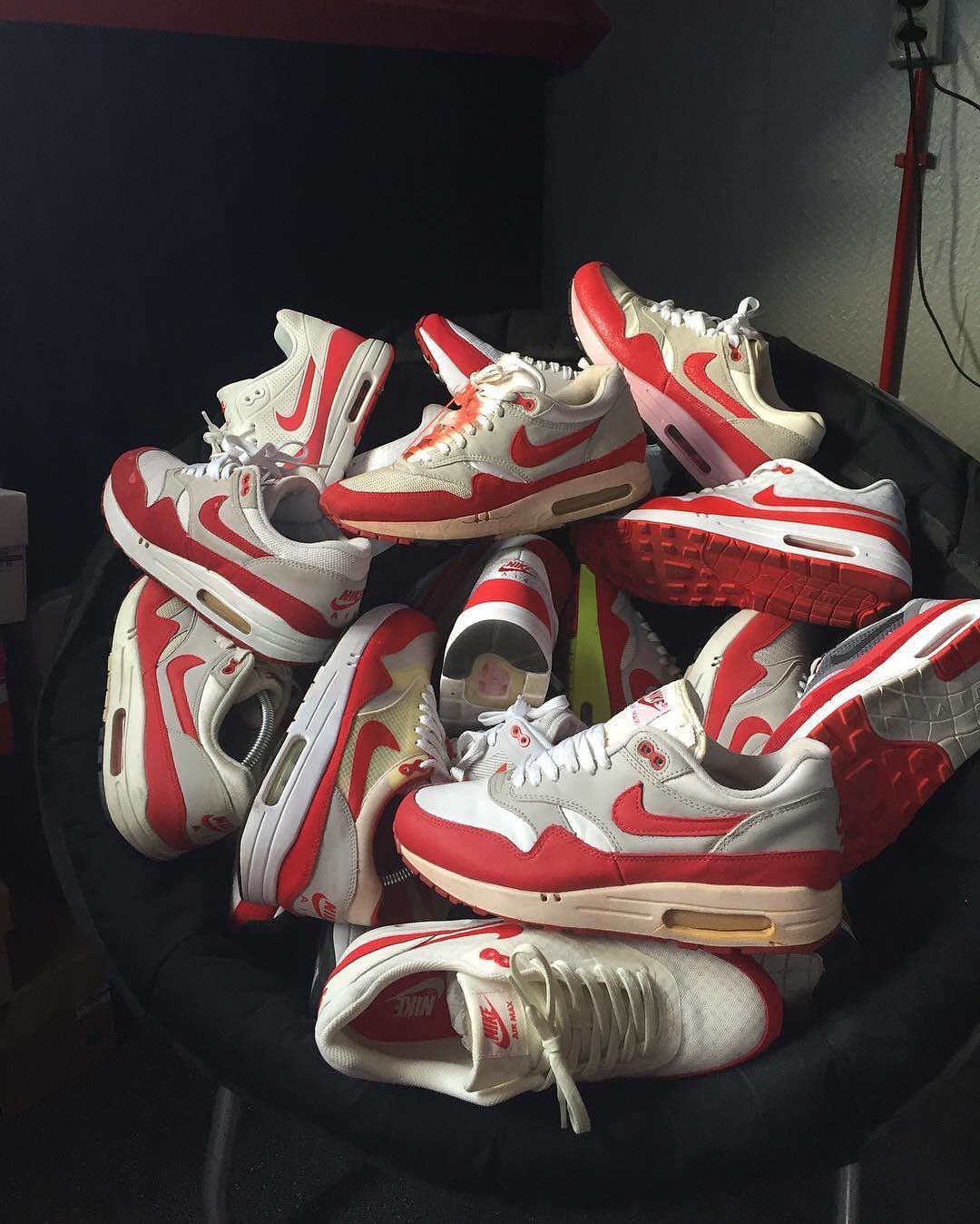 air max 1 og red anniversary