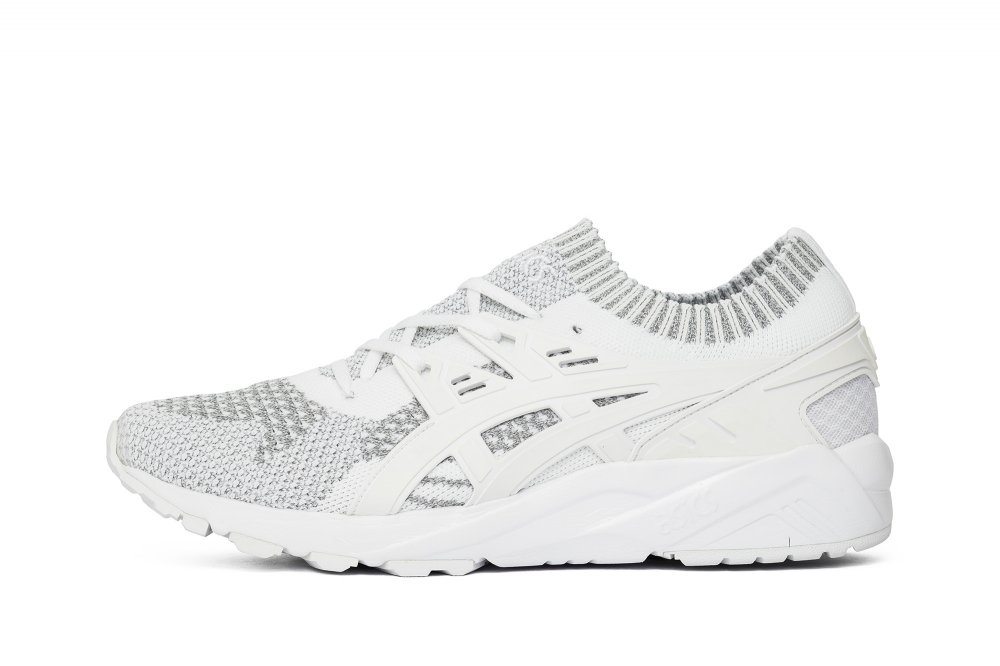 "Asics Gel-Kayano Trainer Knit ""Silver/White"" (H7S3N-9301)"