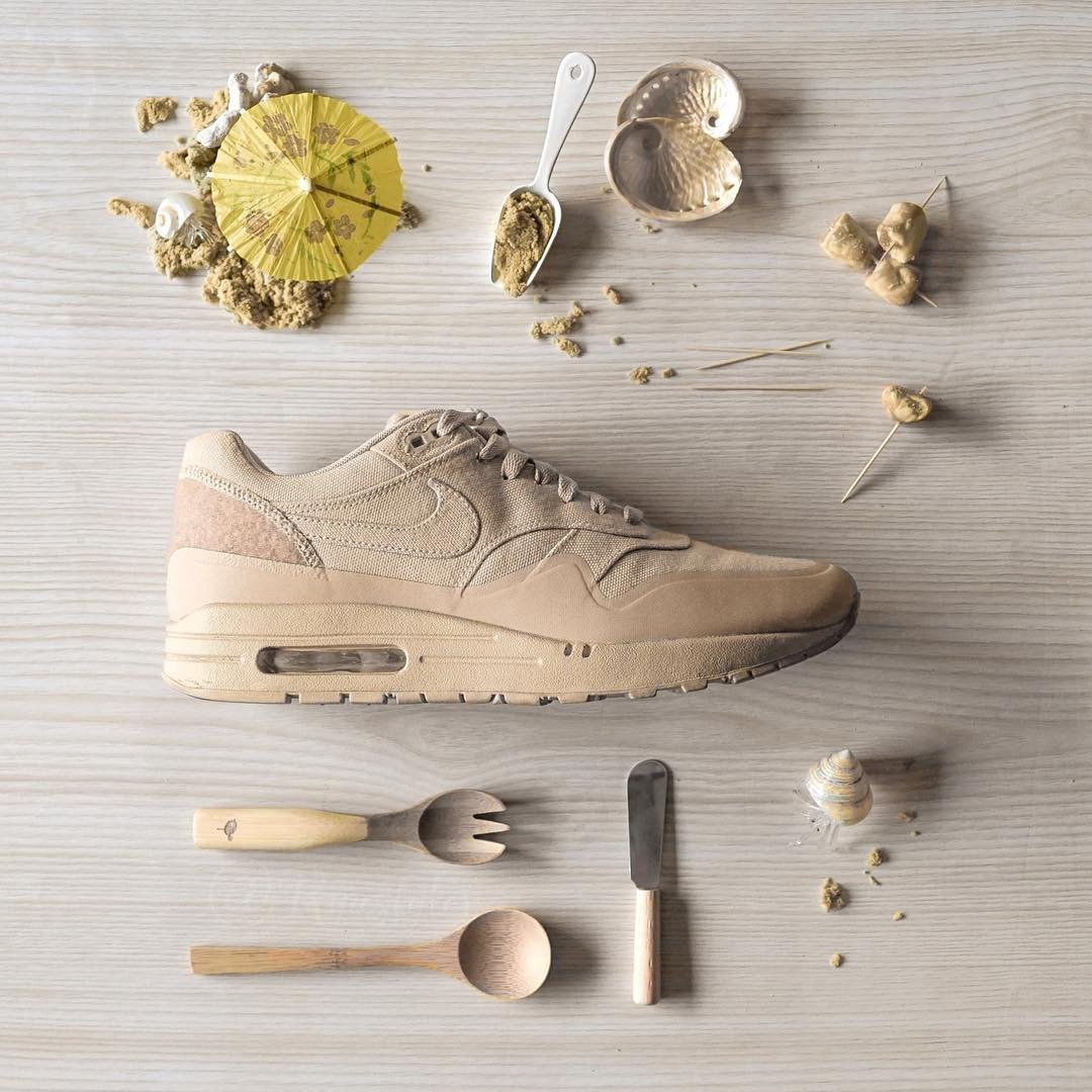 Nike Air Max 1 Patch pack Sand