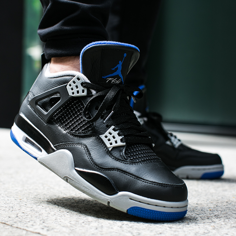 AIR JORDAN 4 RETRO MOTORSPORT AWAY