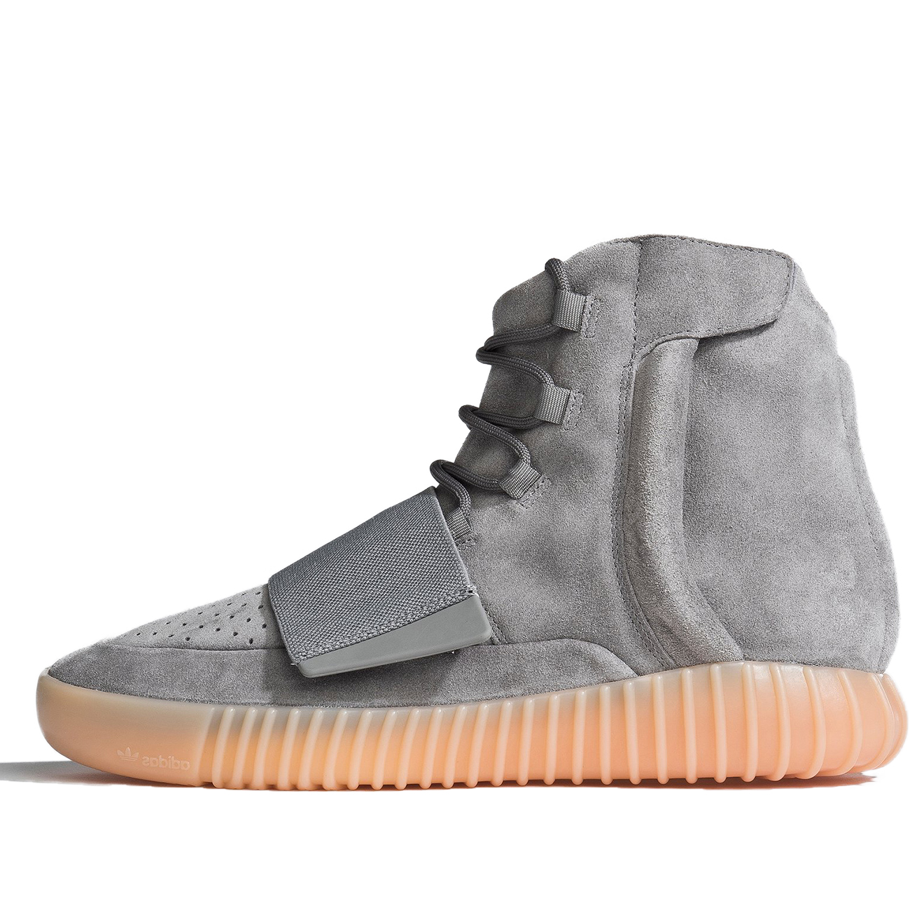 1436097f1 Adidas Originals Yeezy Boost 750 Grey Gum Kanye West