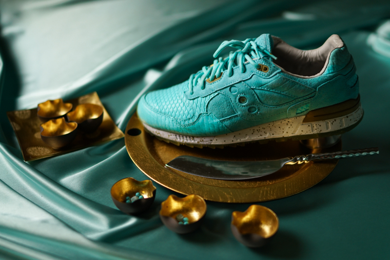 """Epitome x Saucony Shadow 5000 """"The Righteous One"""""""