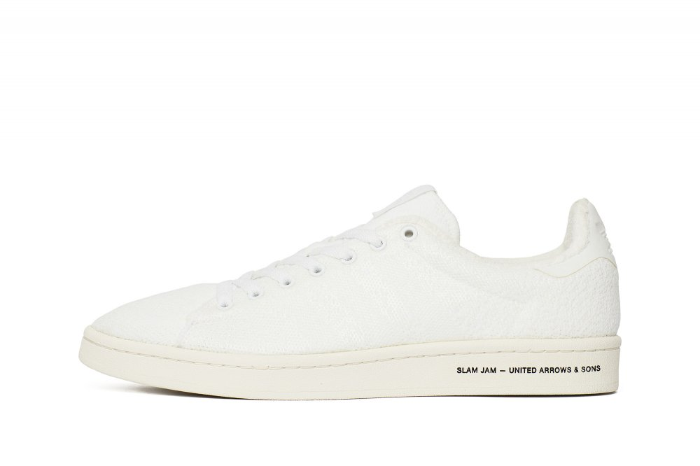 "adidas Consortium Campus Sneaker Exchange ""United Arrows & Sons x Slam Jam"" (BB6449)"