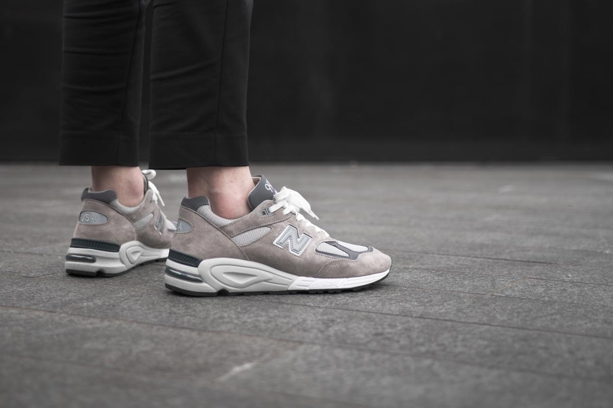 New Balance 990v2 Grey (M990GR2)