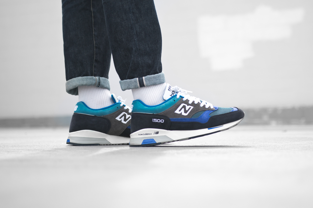 new balance 1500 made in new zealand in clean black and grey nz