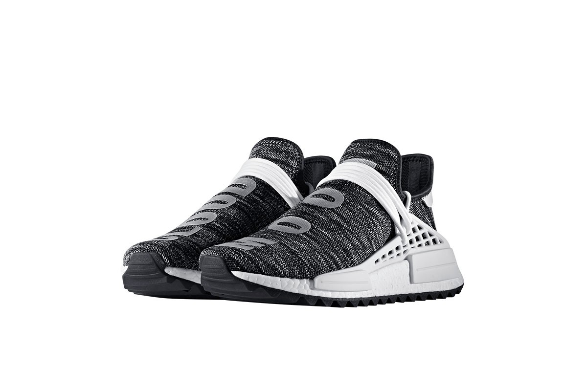 Cheap Chanel x NMD Hu for Sale, Buy Adidas x Chanel x NMD Hu Boost