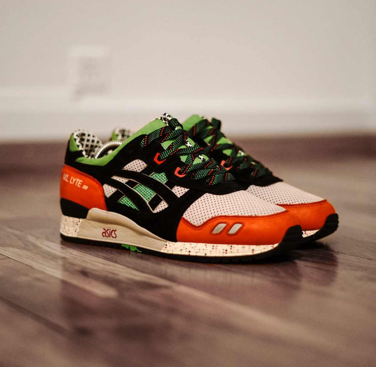 Patta x Asics Gel Lyte III Sample