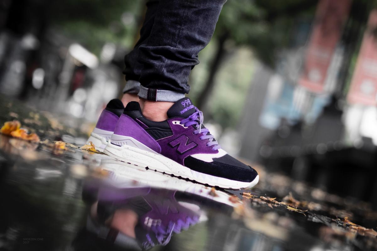 New Balance 998 x Sneaker Freaker ' Tassie Devil'