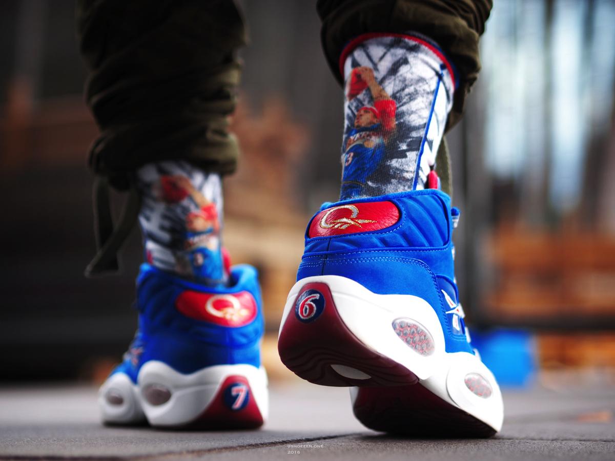 Reebok Question x Packer Shoes 'Practice'